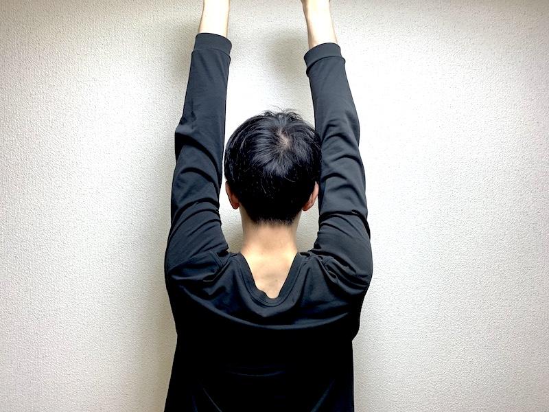 肩 脱臼 手術 体験談 腕の可動域4
