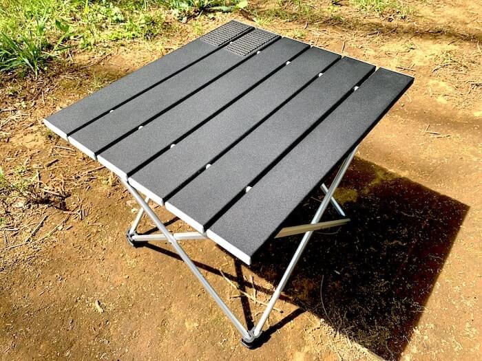 Linkax アルミ製アウトドアテーブル 外観