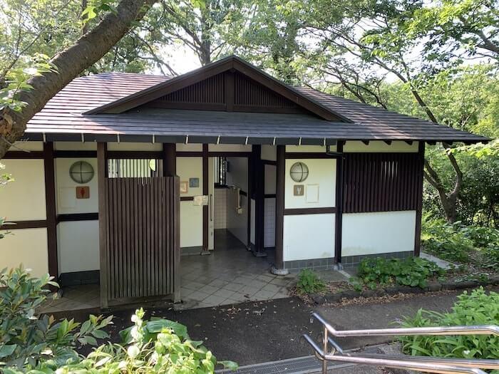 舞岡公園 トイレ