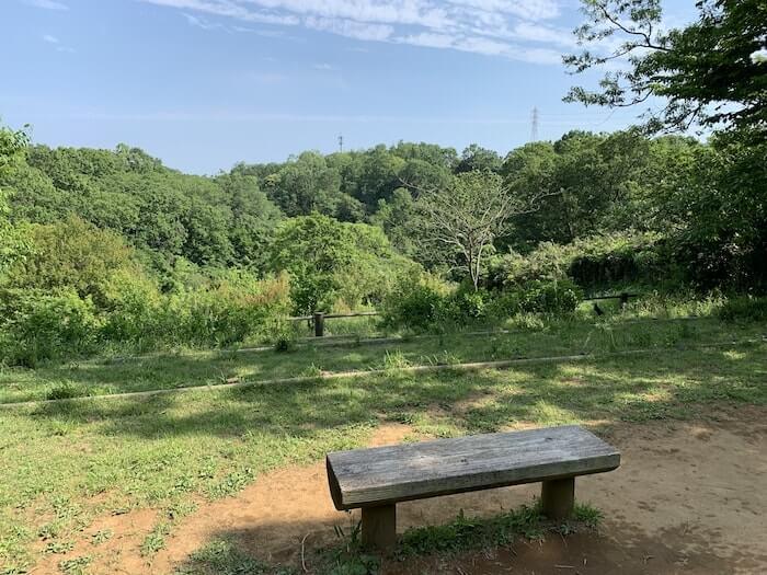 舞岡公園 中丸の丘