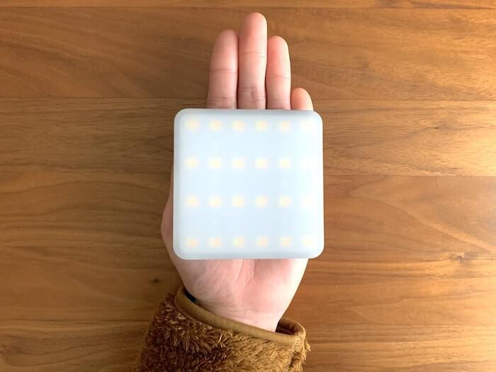 ネイチャーハイク 多機能LEDライト 1300LM 外観