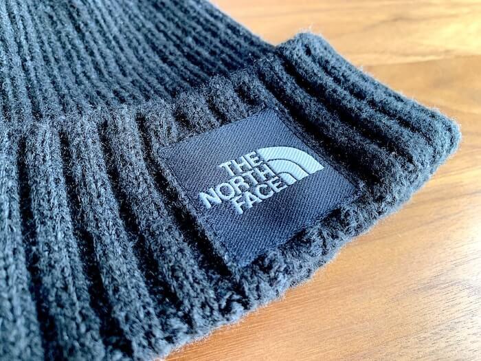 ノースフェイス ニット帽 カプッチョリッド ロゴアップ