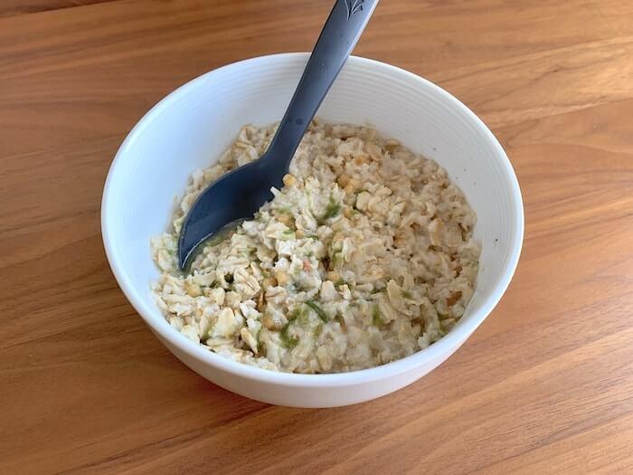 クライミング 食事術 オートミール レシピ 6