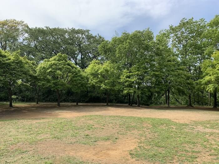舞岡公園 広場