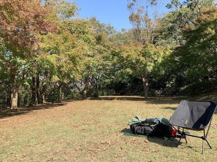 舞岡公園 秋 紅葉の過ごし方1