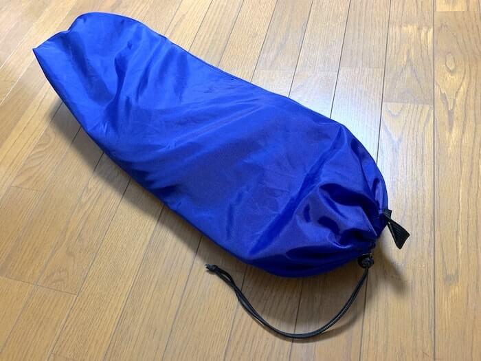 リードクライミングであると便利な道具 カモシカスポーツのロープバッグ