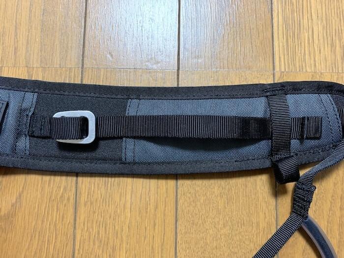 メトリウスのギアラック、マルチループギアスリング スリングの長さ調節可能