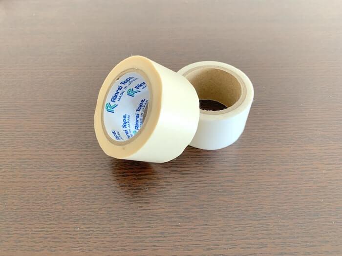 シルクスクリーン道具 マスキングテープ