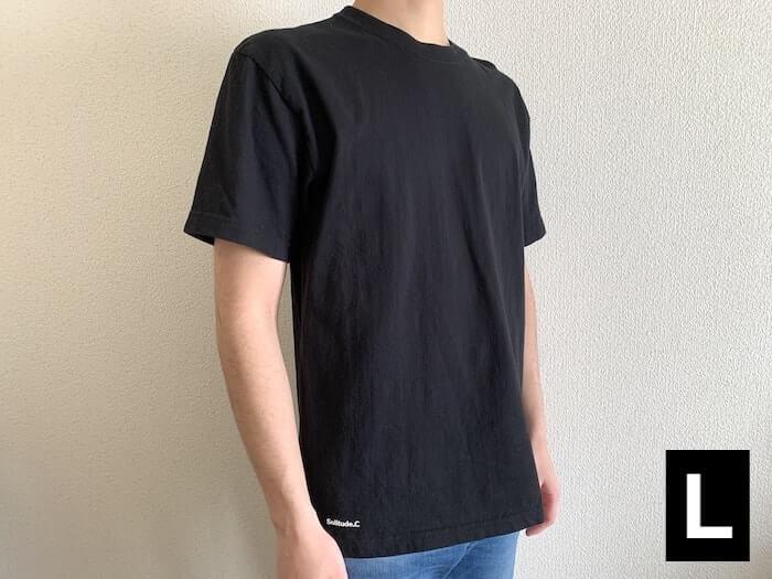 ユナイテッドアスレ 6.2ozプレミアムTシャツ Lサイズ 外観