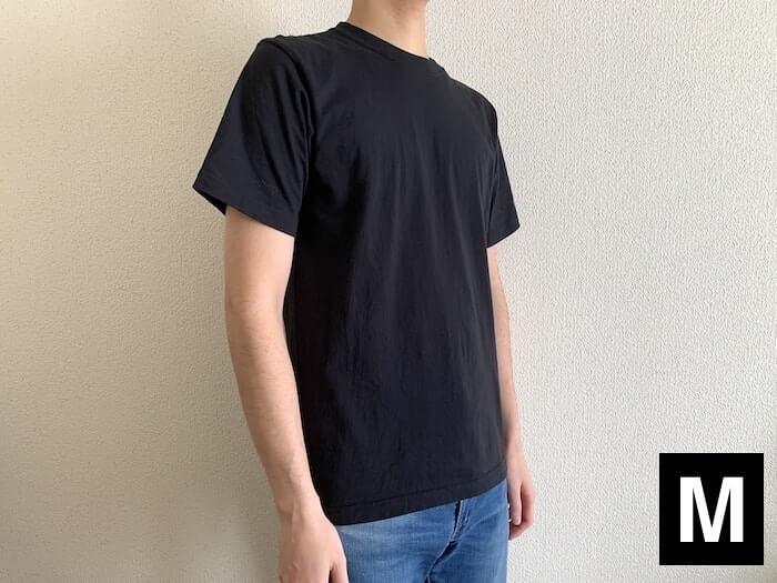 ユナイテッドアスレ 6.2ozプレミアムTシャツ Mサイズ 外観