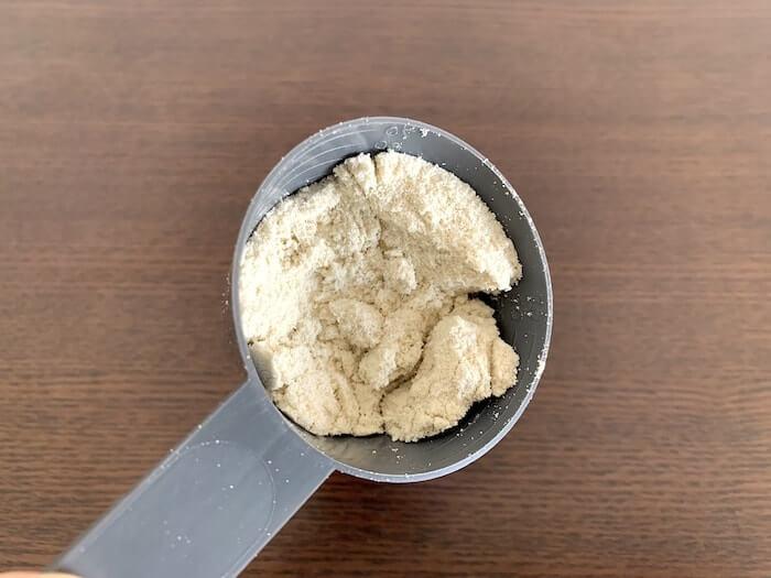 マイプロテイン ラテ味 粉末